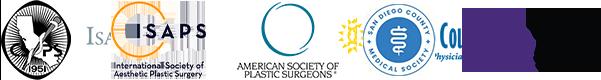 Dr. Kaweski Accreditation Logos